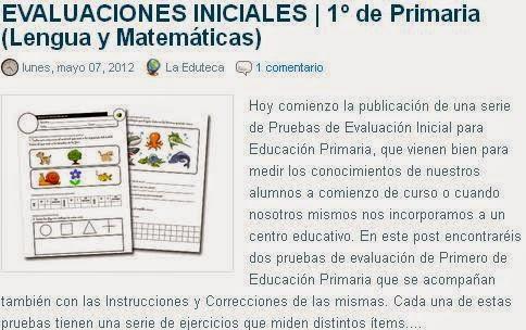 http://laeduteca.blogspot.com.es/search/label/pruebas%20evaluaci%C3%B3n%20inicial