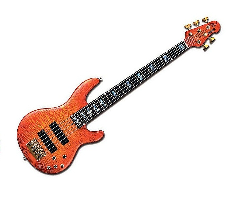Bass review for bassist yamaha bbeast nathan east for Yamaha 6 string bass