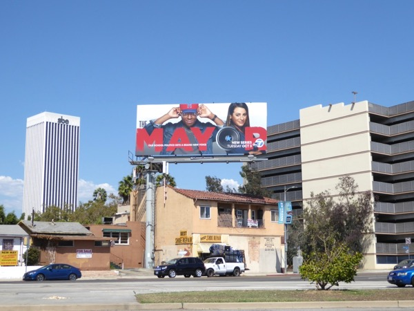 Mayor series billboard