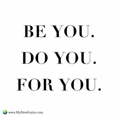 Be You Do You For you #InspirationalQuotes #MotivationalQuotes #PositiveQuotes #Quotes #thoughts