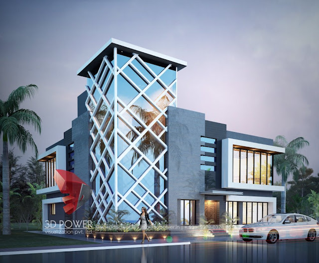 Ultra modern home designs home designs for Architectural design services