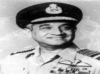 Spotlight: Obituary - Former Chief Of The Indian Air Force, Air Chief Marshal Idris Hassan Latif