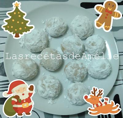 snowball, bola de nieve, galletas, navidad,