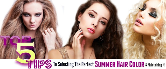 how to pick the perfect hair color for your skin tone by barbies beauty bits