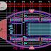 مخطط مشروع مسبح اولمبي كاملا بشكل مميز اوتوكاد dwg