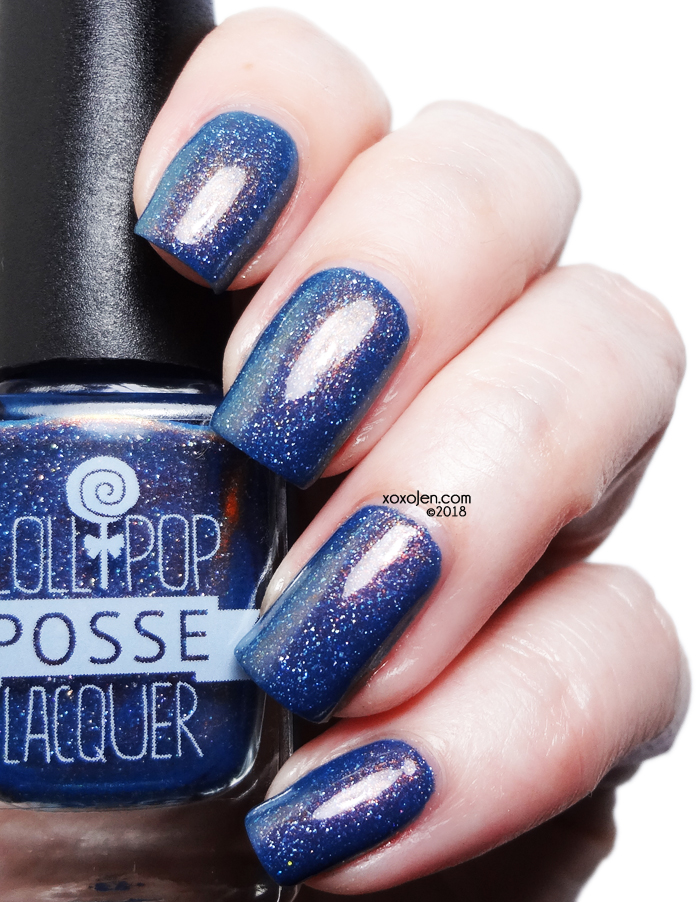 xoxoJen's swatch of Lollipop Posse Lacquer-Your Name Belongs to Me Now
