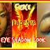 Fierce Phoenix Eyeshadow Look