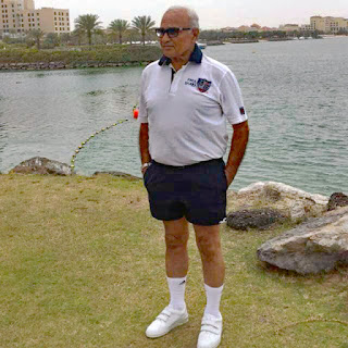 Ahmed Shafik in UAE