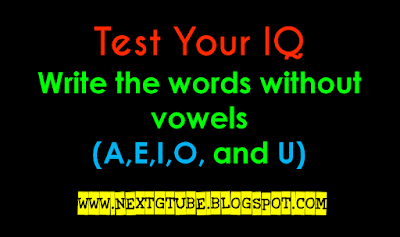 Test Your Iq Write The Words Ends With Ment