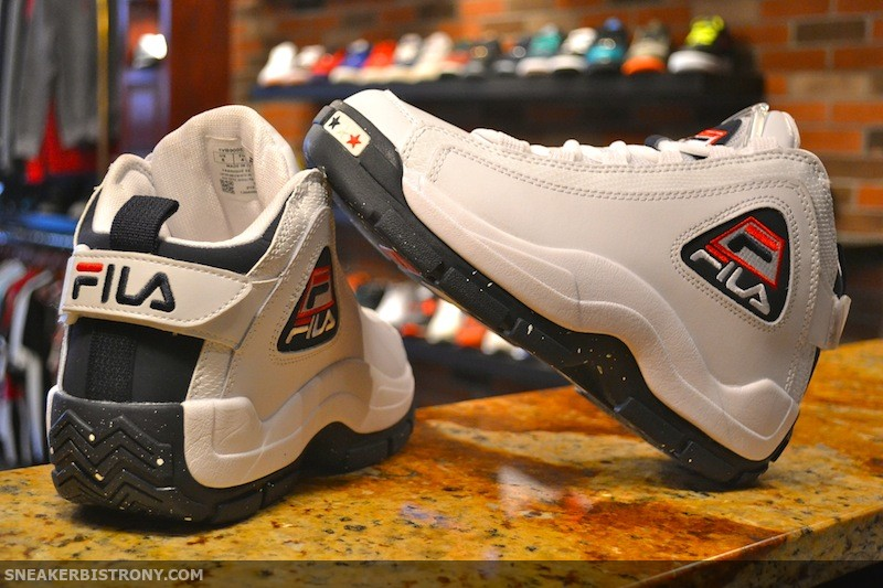 san francisco 3c86e 958c0 KICKS   Fila 96 (Grant Hill 2)