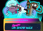Regular Show en Juegos cartoon juego