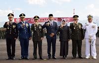 TGB Angkat Jempol Atas Karya dan Pengabdian TNI