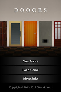 -GAME-DOOORS - room escape game -