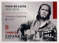 GUITARRA ESPAÑOLA, PACO DE LUCÍA