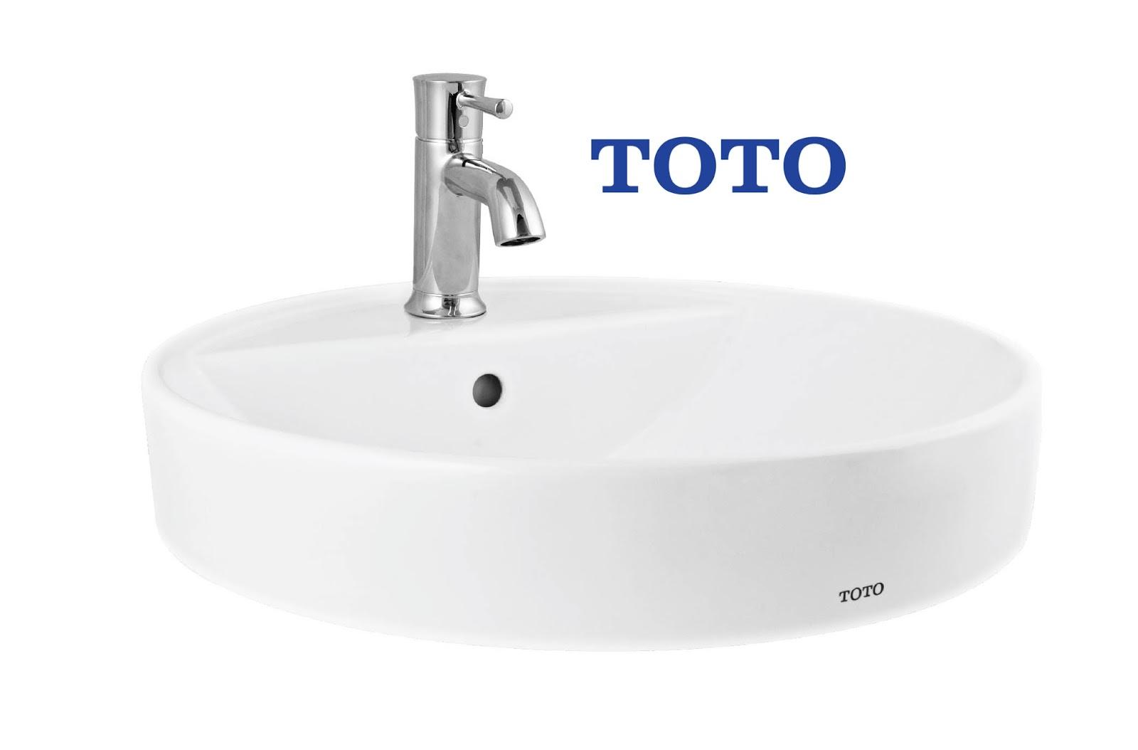 Đại lý cung cấp chậu rửa mặt TOTO của TOTO Việt Nam 2018