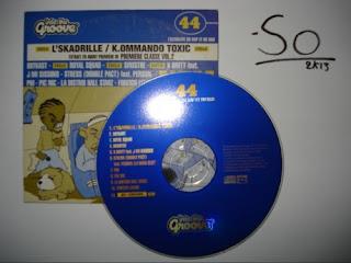 Into The Groove Vol.44 (2000) VBR kbps