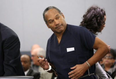 Parole hearing for O.J. Simpson's robbery sentence to hold on July 20