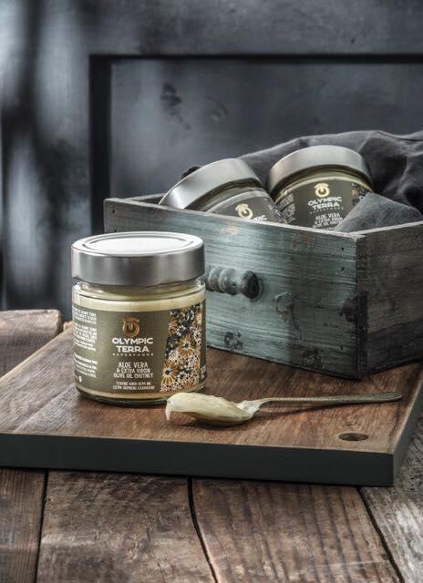 Τσάτνεϊ Aloe Vera Με Εξαιρετικό Παρθένο Ελαιόλαδο & Αρωματικά Μπαχαρικά