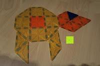 Ente: Playbees 100 Teile Magnetische Bausteine Set für 2D und 3D Form Konstruktionen, Regenbogenfarben Magnetspielzeug, Baukasten Magnetspiel, Magnetbausteine