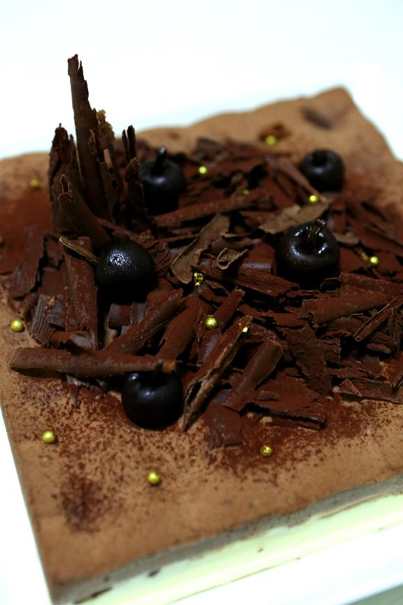 Layer Cake Foret Noir