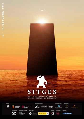 Sitges 2018, Cartel oficial del Festival