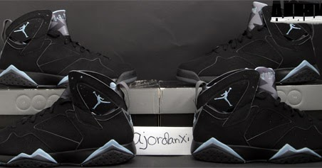 sports shoes 4f465 0ef21 ... best price ajordanxi your 1 source for sneaker release dates air jordan  vii retro black chambray