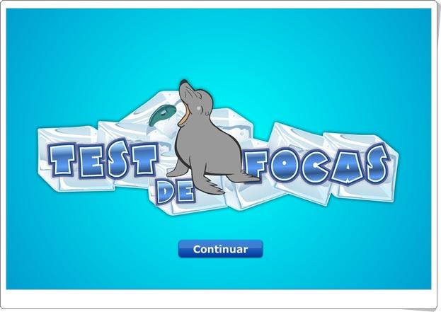 """""""Test de focas"""" (Juego sobre los polos geográficos)"""