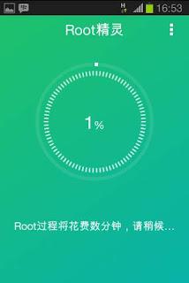 Cara root android dengan root genius mobile 2
