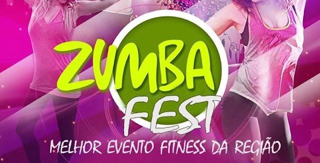 Zumba Fest de Barroquinha acontece nesse sábado