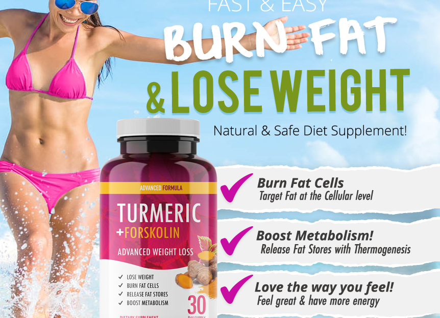 Simply Turmeric Diet, Burn Fat and Lose Weight