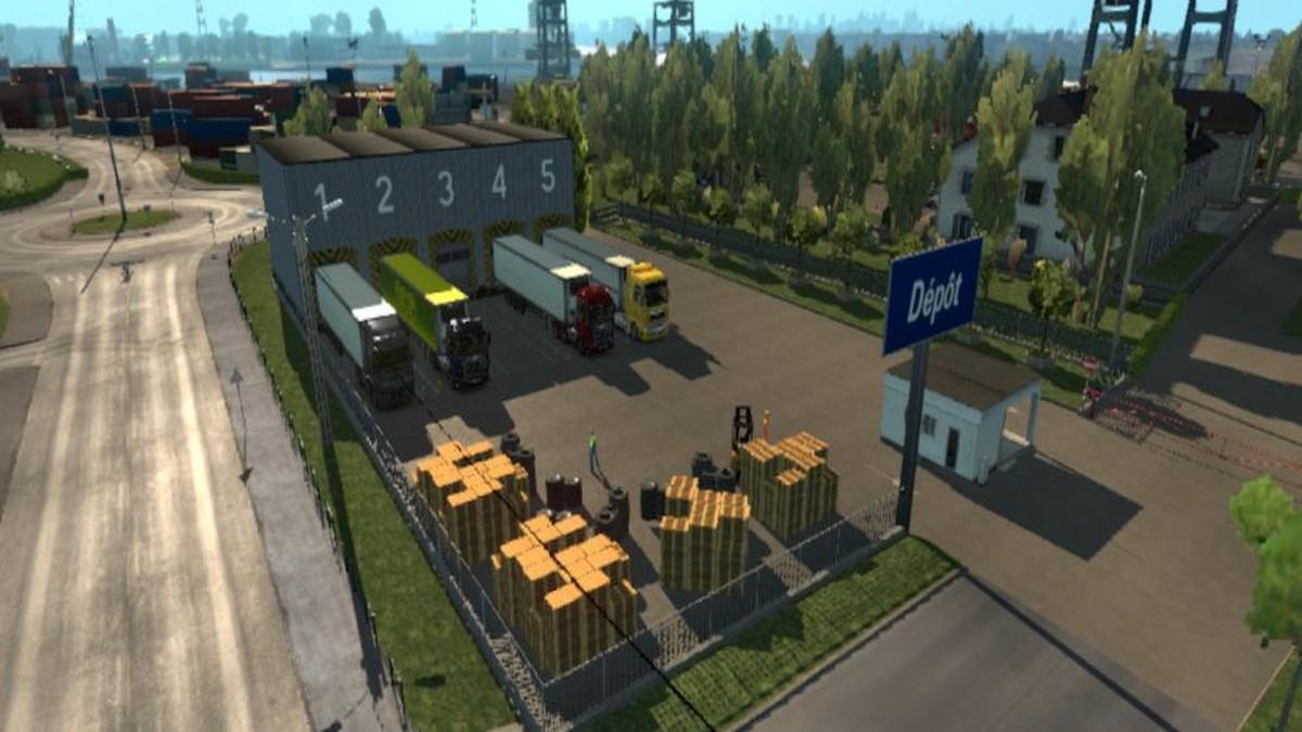 Le Havre Warehouse
