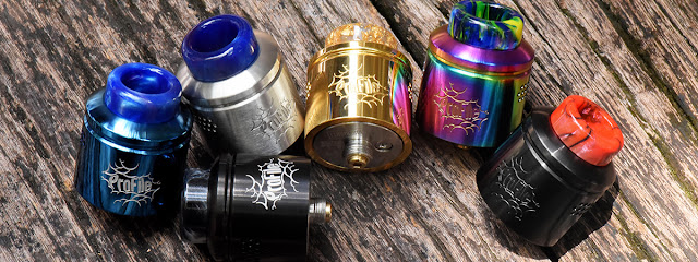 2018 Best Airflow System RDA | Geek Vape Loop V1.5 RDA 24MM