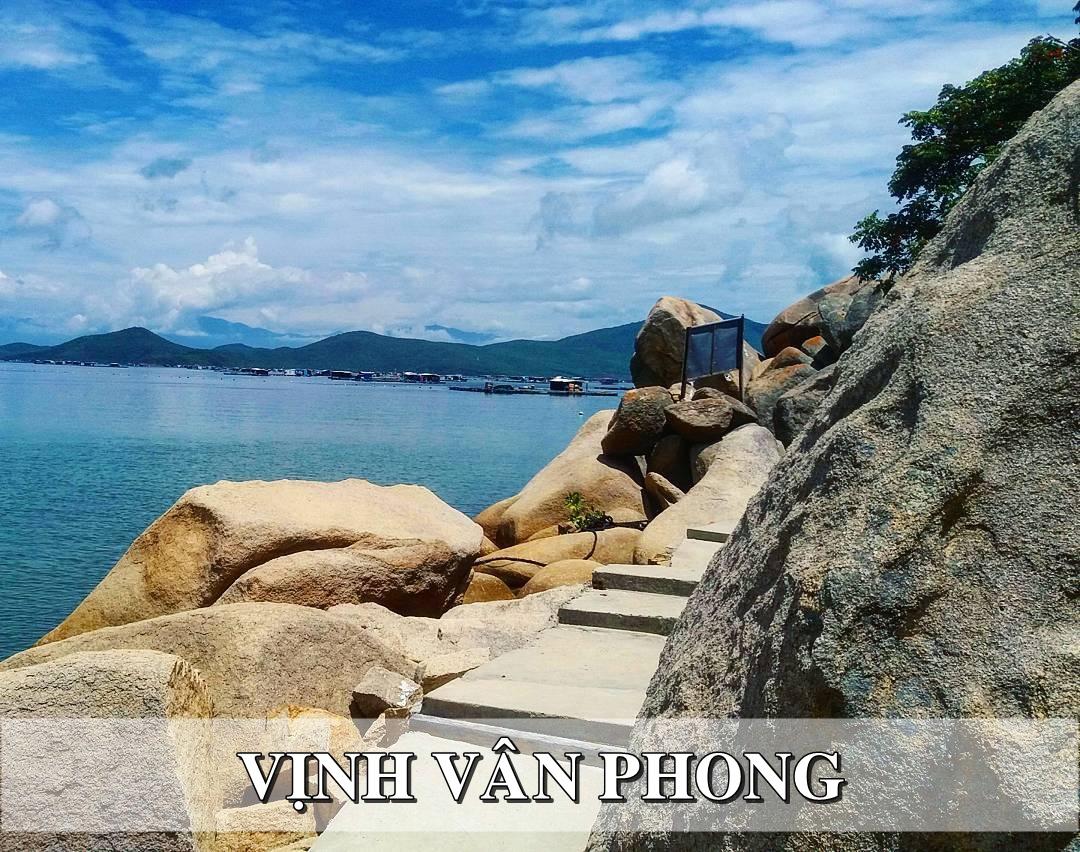 1 góc Vịnh Vân Phong Nha Trang