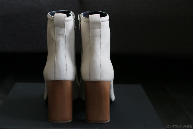 日本人ファッションブロガー,ほしい物リスト for 2017 秋冬 ラグ & ボーン ホワイトブーツ from ショップボップ