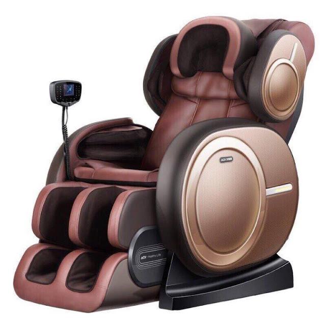 Tính năng vượt trội của ghế massage toàn thân osim