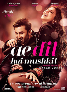 Ae Dil Hai Mushkil 2016 Movie MP3 Audio Song Free Download - DownloadMing