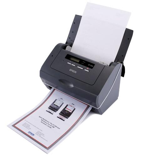 how to clean epson gt-s50 scanner