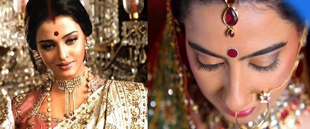 Hintli Kadınların Alnındaki Nokta Ne Anlama Gelir?