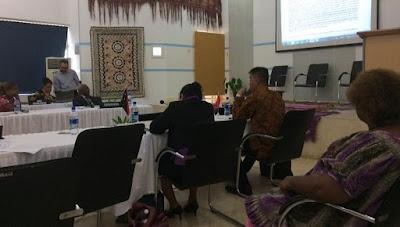 Dinggap Intervensi Sidang, Delegasi Indonesia Diprotes Delegasi MSG
