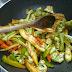 Receita de Legumes ao Shoyu