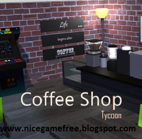 Coffee Shop Tycoon | Repack Setup Game Free Download