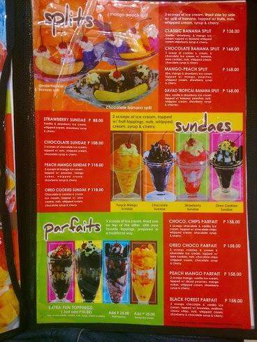 Desserts Ice Giants Cebu Rates - Pics about space