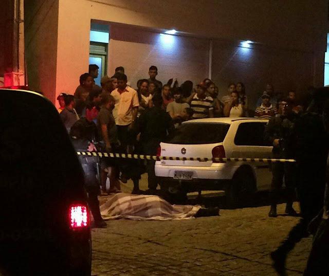 """Em Batalha, vereador """"Tony Pretinho"""" é assassinado com vários tiros"""