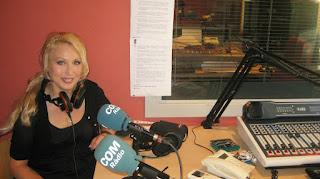 Claudia Bürk - Intervenciones Radiofónicas
