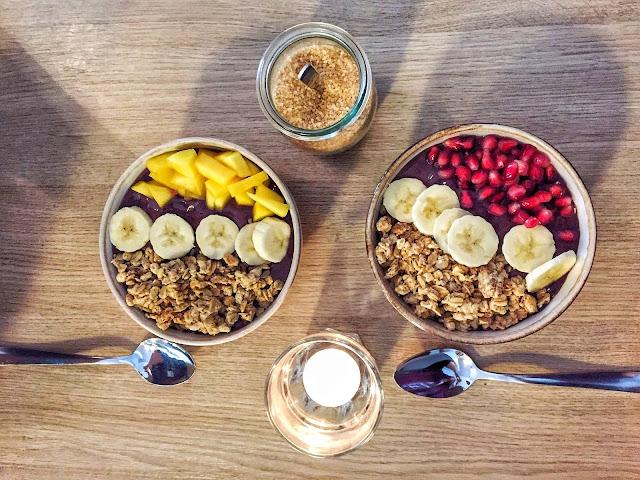 Açaí-Bowl, der brasilianische Frühstückstrend