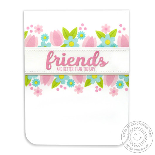 Inspiration Week: Introducing Friends & Family Stamps & Dies