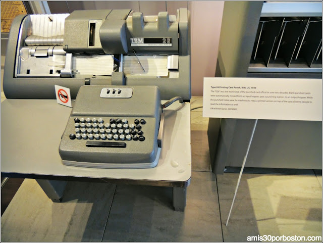 Computer History Museum: The IBM 1401 Data Processing System