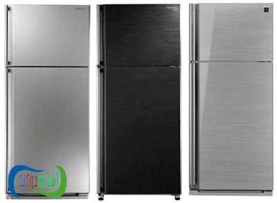 اسعار ومواصفات ثلاجات شارب Sharp Refrigerators في مصر 2018