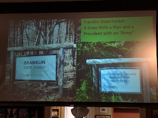 The Amazing Story of the Franklin State Forest