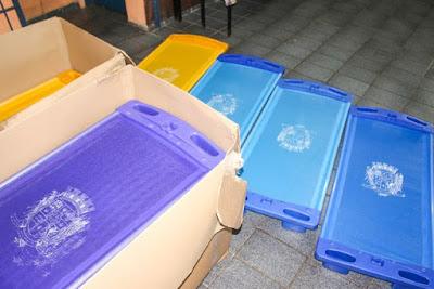 Creches municipais de Iguape recebem novos mobiliários